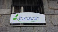 insegna biosan